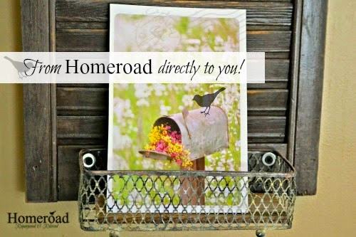 Homeroad EMail Sign-Up
