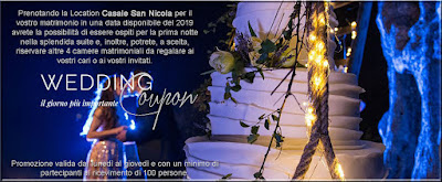 coupon matrimonio puglia