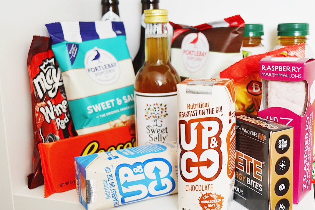 Degustabox September review, FashionFake, food bloggers