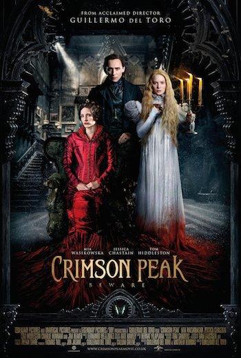 Crimson Peak 2015 HDRip Download