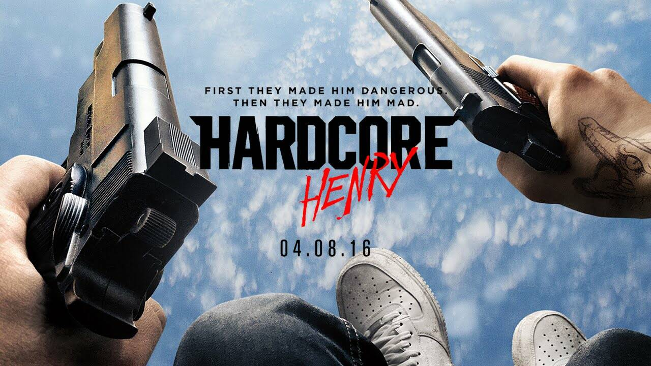 Hardcore Henry 2016 English Movie Download Free HD DVDrip