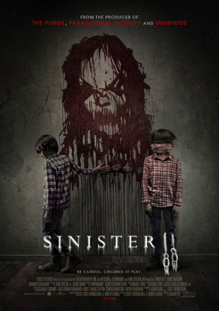 Sinister 2 2015 Dual Audio Hindi English BRRip 720p