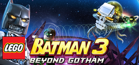 Download file setup / instaler only Lego Batman 3