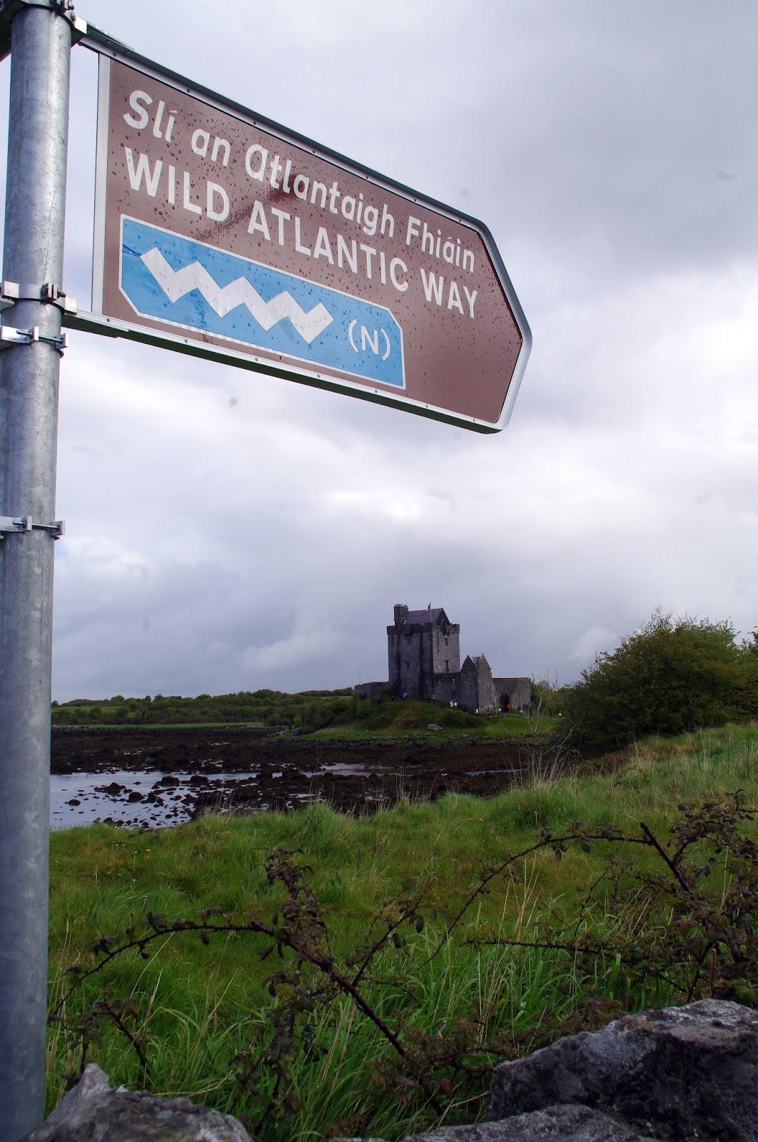 Sixt Car Hire Ireland Wild Atlantic Way