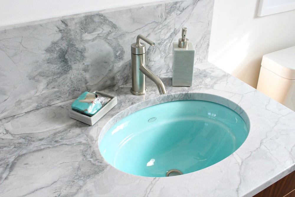 Bathroom Update: Kohler Purist Faucets + Crisis Averted | Dans le ...