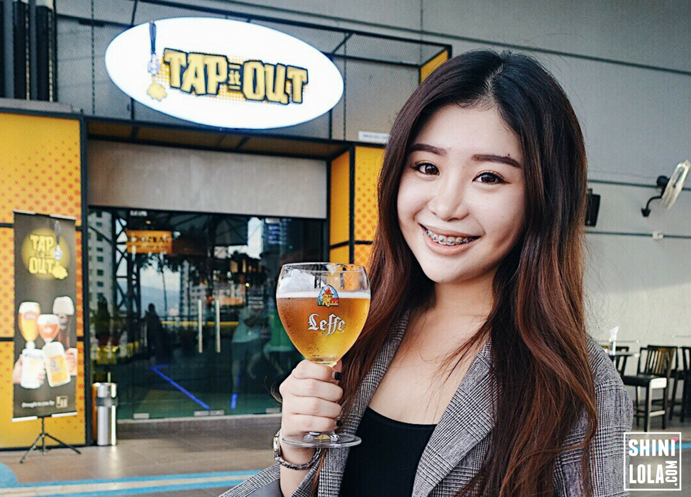 TAP IT OUT - MALAYSIA FIRST BEER ATM