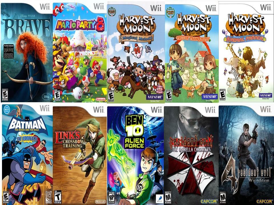 Descargar Juegos Wii Mega Unifeed Club