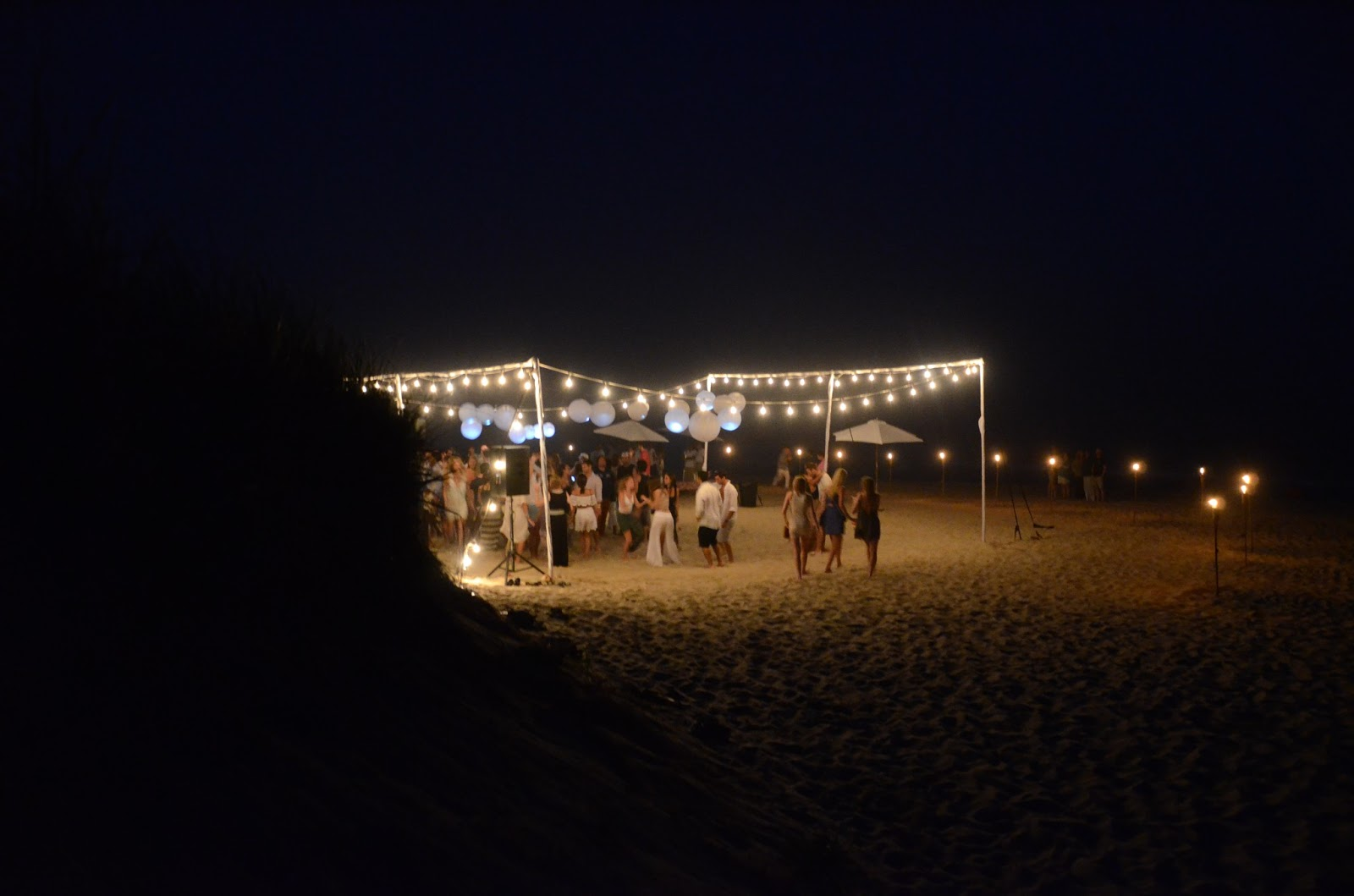 Private Birthday and July 4th Beach Party Atlantic Avenue Beach Atlantic Ave Amagansett NY 11930 & Universal Light and Sound - Recent Events: Atlantic Avenue Beach ...
