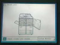 Mengatasi Pesan Reset Unit 1 Canon ir 6570