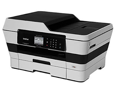 DW Wireless Inkjet Color Printer with Scanner Brother MFC-J6720DW Driver Downloads