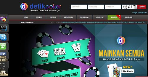 Poker Online Yang Ada Di Indonesia - SSB Shop