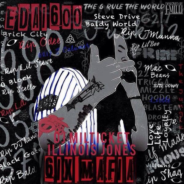Edai - 6ix Mafia Cover