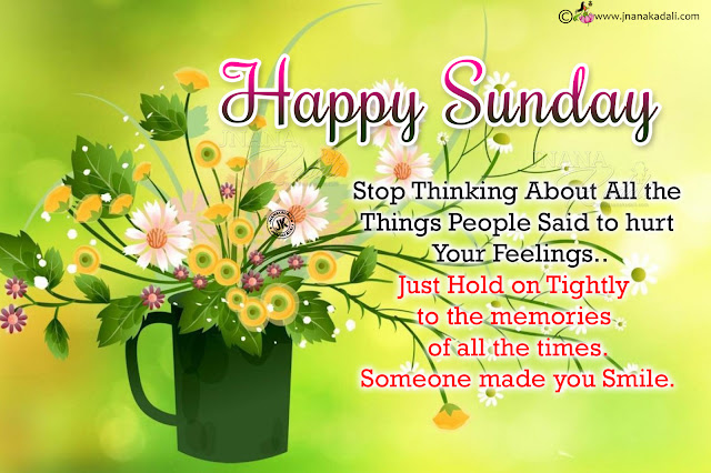 english messages, online english happy sunday quotes greetings, heart touching life quotes in english
