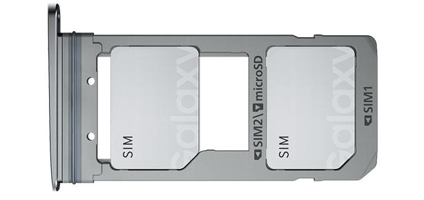 Cara Menggunakan Dual SIM di Samsung Galaxy S8/ S8 Plus