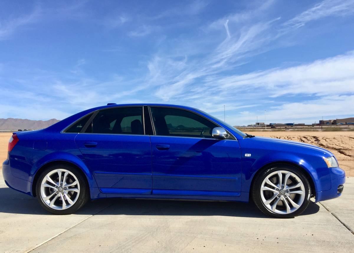 Daily Turismo Feelin Blue Audi S Speed - Cascade audi