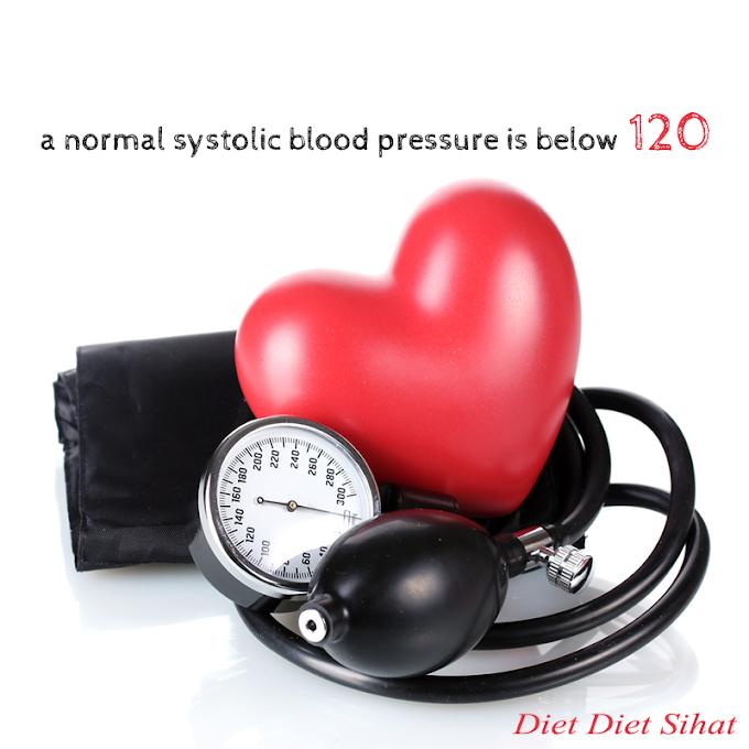 10 Cara Nak Kurangkan Darah Tinggi Tanpa Ubat