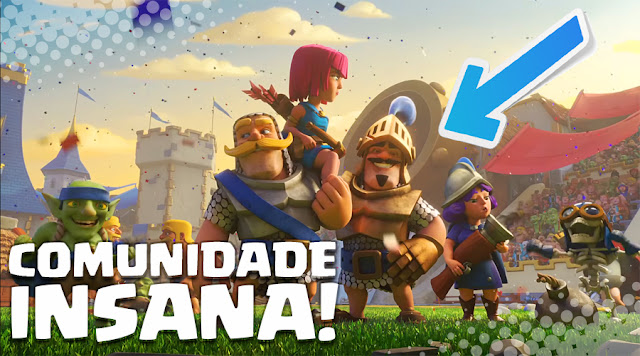 Comunidade de Clash of Clans