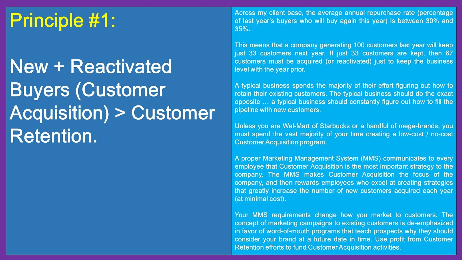 Kevin Hillstrom: MineThatData: Customer Awareness and