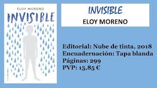 https://www.elbuhoentrelibros.com/2018/03/invisible-eloy-moreno.html