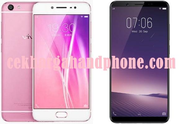 Handphone Terbaru Vivo V7 Plus