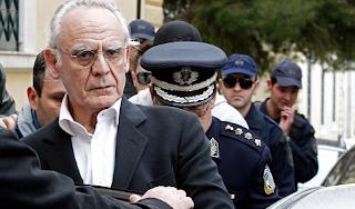 Αποφυλακίζεται ο Άκης Τσοχατζόπουλος