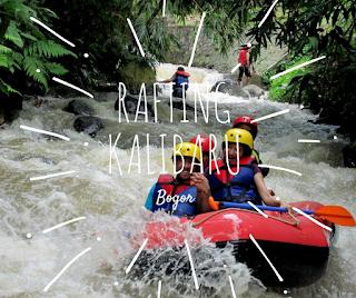 Rafting Kalibaru Sentul Bogor
