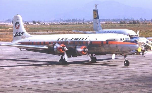 Resultado de imagem para Douglas DC-3 da LAN