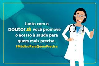 Doutor Já e Policlínica Granato lançam a campanha #medicoparaquemprecisa