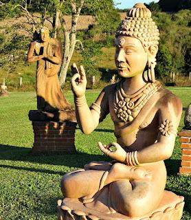 Deus Hindu, Jardim das Esculturas, Júlio de Castilhos (RS)