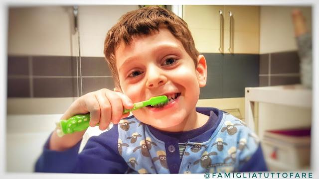 denti e bambini