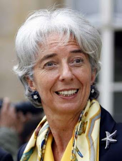 Christine Lagarde direction generale FMI
