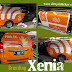car Branding Xenia Three