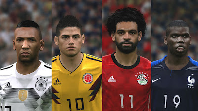 PES 2015 Next Season Patch 2019 Season 2018/2019
