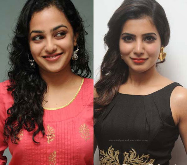 Nithya Menen Replaced Samantha For Savitri Biopic