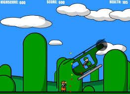 لعبة هيلكوبتر heli attack 1 - العاب ماهر