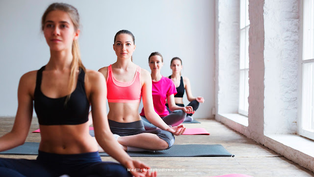 Yoga guiada para eliminar grasa