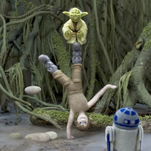 Refazer o original Star Wars trilogia