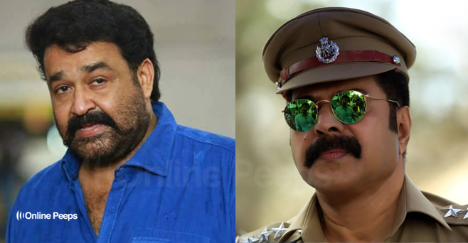 Pulimurugan And Kasaba Releasing On the Same Day July 7