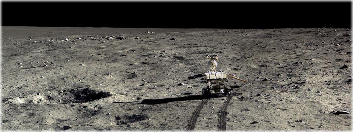 Chineses podem ter descoberto a composição do manto lunar - yutu-2