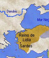 El reino de Lidia