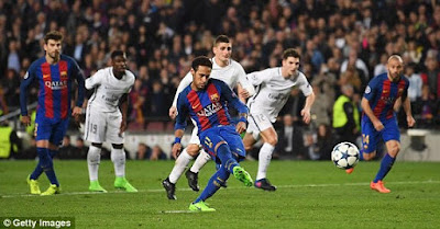 Magical!!! Barca Defeats PSG 6-1 At Home After 4-0 First Leg Humiliation 8