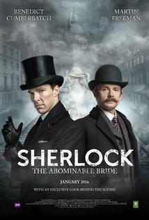 Poster do filme Sherlock: A Abominável Noiva