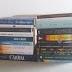 Decemberi könyvtornyok