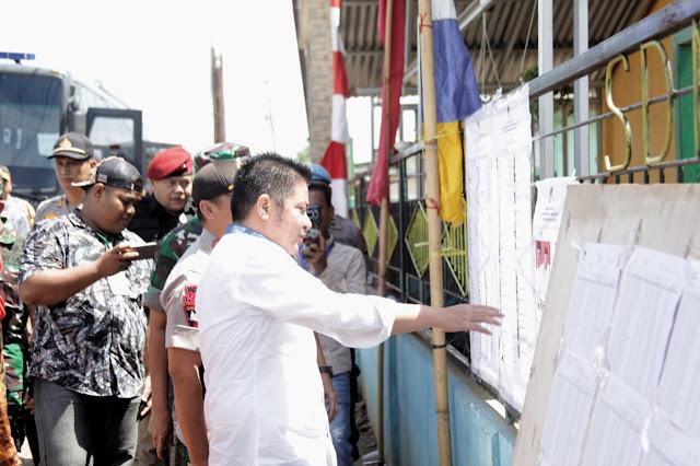 Herman Deru Tergetkan Partisipasi Pemilih di Sumsel Capai 80 Persen