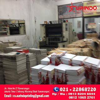 Cetak Buku Yasin MURAH Rawamangun Rp 5.000 / pcs | Murah dan Cepat