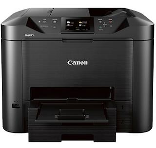 Canon MAXIFY MB5430 ドライバ ダウンロード Windows, Mac, Linux