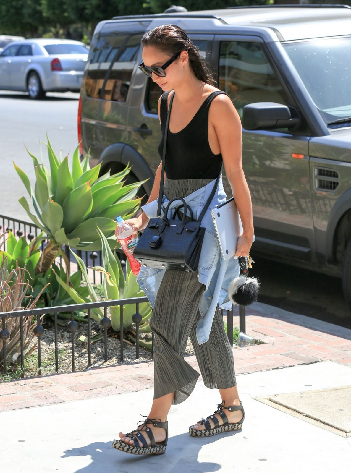 Photos of Cara Santana Out And About In Beverly Hills