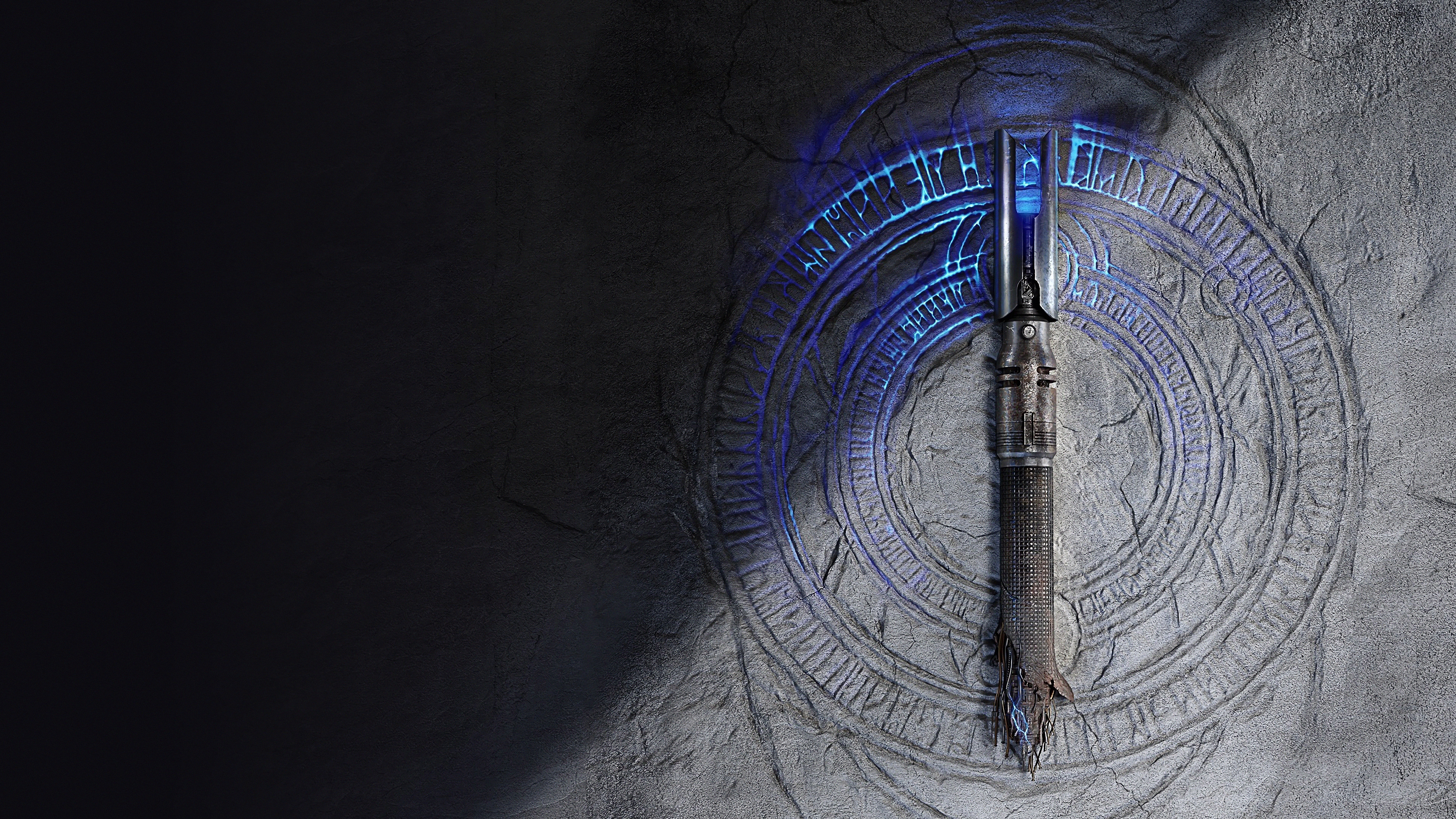 Star Wars Jedi Fallen Order Lightsaber 4k Wallpaper 18