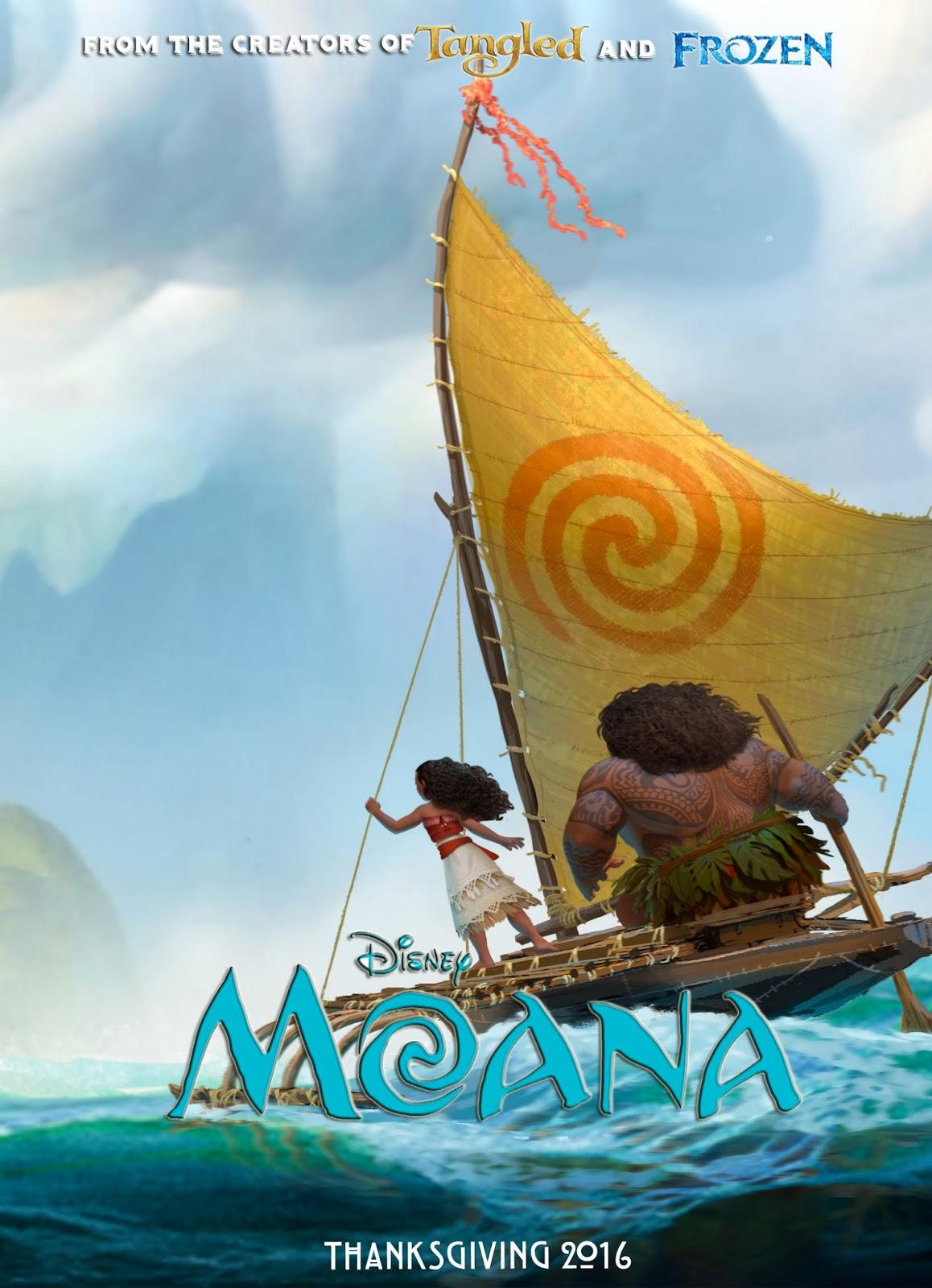 Moana (2016) โมอาน่า [HD]