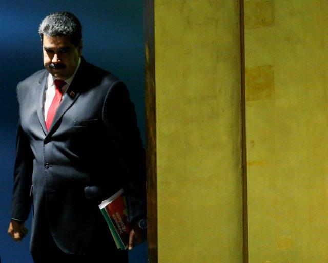 La gráfica que muestra la mayoría de los países que no reconocen a Maduro como presidente
